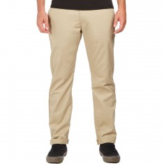 RVCA The Week-End Pants - Khaki
