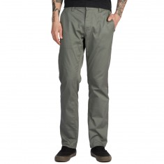 Volcom Frickin Regular Pants - Lead