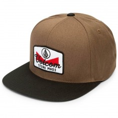 Volcom Cresticle Hat - Hazelnut