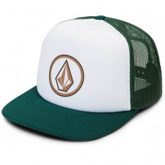 Volcom Full Frontal Cheese Hat - Thyme Green