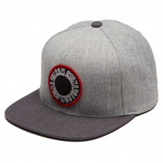 Volcom Cresticle Hat - Grey combo