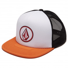 Volcom Full Frontal Cheese Hat - Amber rock