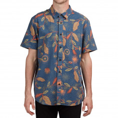 Volcom Broha Shirt - Deep Blue