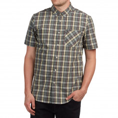 Volcom Melvin Shirt - Cement Grey