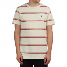 Volcom Sheldon Crew Shirt - White Flash