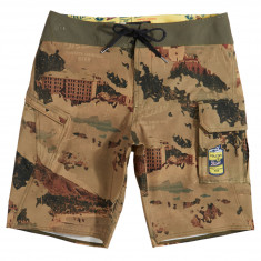Volcom Primo Beer Mod Boardshorts - Camouflage
