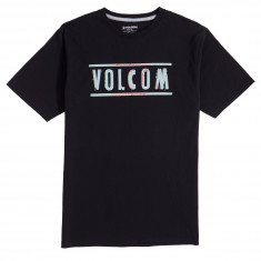 Volcom Double T-Shirt - Black