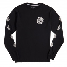 Volcom Mystico Long Sleeve T-Shirt - Black