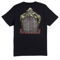 Volcom Black Curtain T-Shirt - Black