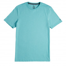 Volcom Heather Solid T-Shirt - Turquoise