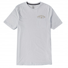 Volcom Signer Pocket T-Shirt - White