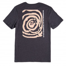 Volcom Maag T-Shirt - Heather Black