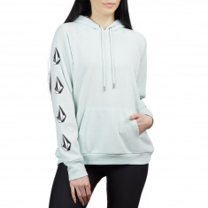 Volcom Womens Deadly Stones Hoodie - Smokey Blue