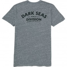 Dark Seas Swell T-Shirt - Heather Grey