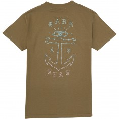 Dark Seas Resistant T-Shirt - Safari Green