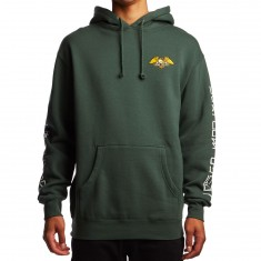 Loser Machine Alleyway Hoodie - Forest Green