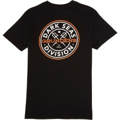 Dark Seas X Grundens Timeless T-Shirt - Black