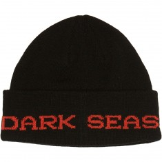 Dark Seas X Grundens Beanie - Black
