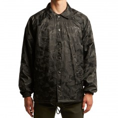 Dark Seas Night Prowler Jacket - Black Camo