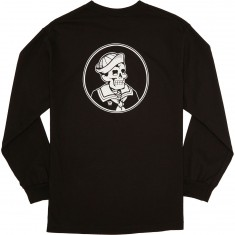 Dark Seas First Mate Long Sleeve T-Shirt - Black