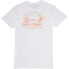 Dark Seas Bottoms Up T-Shirt - White