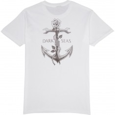 Dark Seas Love Lost T-Shirt - White