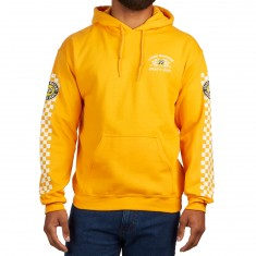 Loser Machine X Mooneyes Holeshot Hoodie - Gold