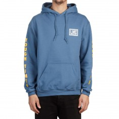 Loser Machine Tough Times Hoodie - Indigo Blue