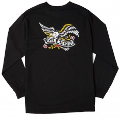 Loser Machine Glory Bound Longsleeve T-Shirt - Black
