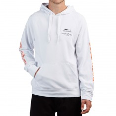 Dark Seas X Grundens Alliance Hoodie - White