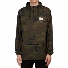 Dark Seas Flagship Anorak Jacket - Camo