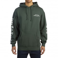 Dark Seas Headmaster Hoodie - Alpine Green