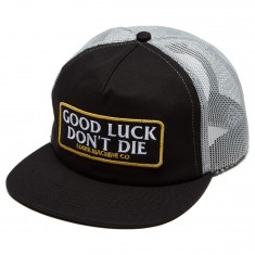 Loser Machine Birchmere Hat - Black