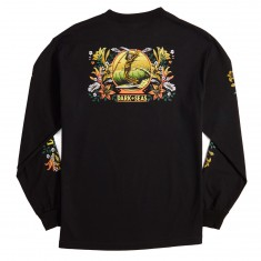 Dark Seas Memorial Longsleeve T-Shirt - Black