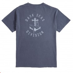 Dark Seas Bon Voyage T-Shirt - Denim