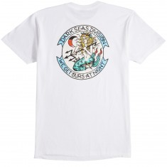 Dark Seas Night Fall T-Shirt - White