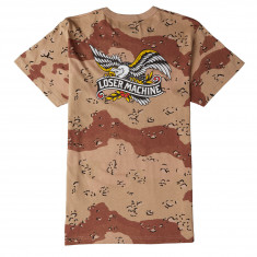 Loser Machine Glory Bound T-Shirt - Desert Camo