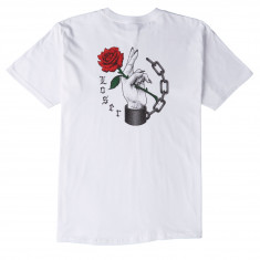Loser Machine Shackles T-Shirt - White