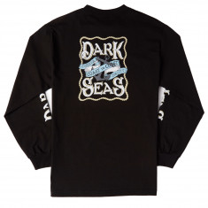Dark Seas Crusade Long Sleeve T-Shirt - Black