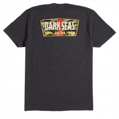 Dark Seas Platoon T-Shirt - Black Pearl