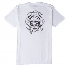 Dark Seas Last Trip T-Shirt - White