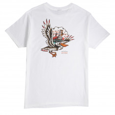 Dark Seas x Grundens Pelican Point T-Shirt - White