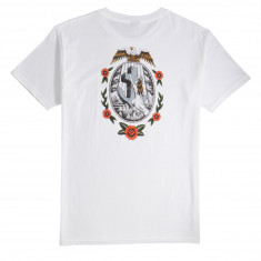 Dark Seas Rock Of Ages T-Shirt - White