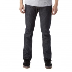 Obey New Threat Denim Pants - Raw Indigo
