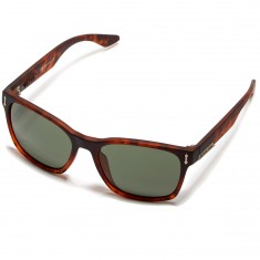 Dragon Liege Sunglasses - Matte Tortoise/Green G15