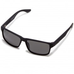Dragon Count Sunglasses - Matte Black/Grey