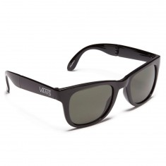 Vans Foldable Spicoli Sunglasses - Black Gloss