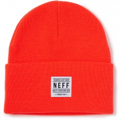 Neff Lawrence Beanie - Infrared