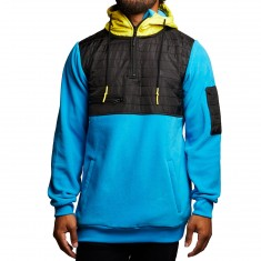 Neff Lifts Shredder Hoodie - Cyan
