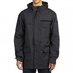 Neff Military Softshell Jacket - Black